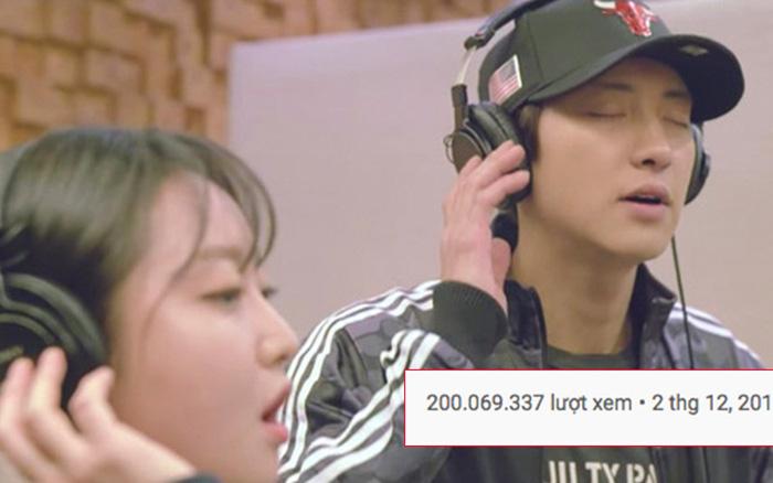 """Bản nhạc phim """"Golbin"""" do Chanyeol và Punch thể hiện chính thức cán mốc 200 ..."""