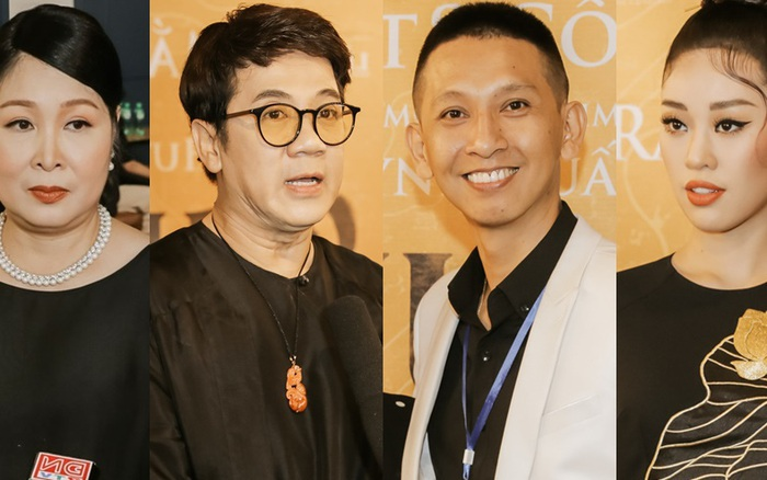 Đạo diễn PHƯỢNG KHẤU khẳng định phim khác hẳn Diên Hi Công Lược, NSND Hồng Vân tiết ...