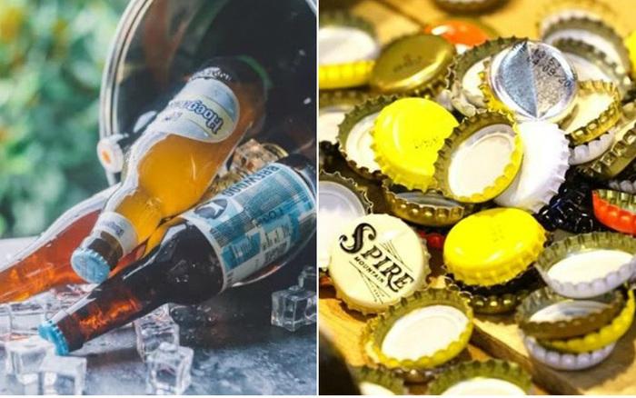 Mấy ai biết nắp chai bia ta thường uống đó giờ luôn có 21 chiếc răng cưa, tìm hiểu ...