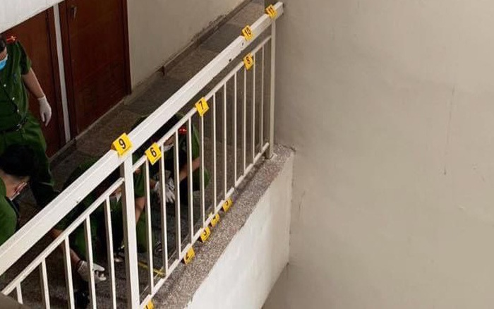 Phong tỏa, khám nghiệm hiện trường Tiến sĩ Bùi Quang Tín rơi lầu tử vong