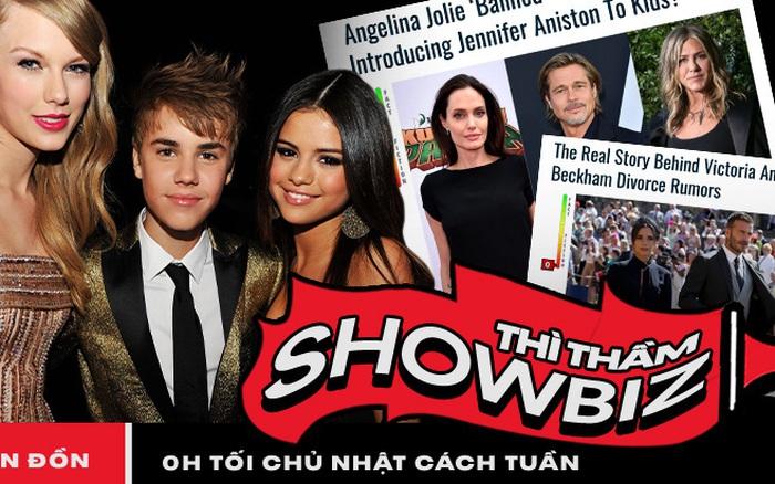 Thì thầm Hollywood: Vợ chồng Beckham ly hôn vì tiểu tam, Selena cà khịa chuyện Justin ...