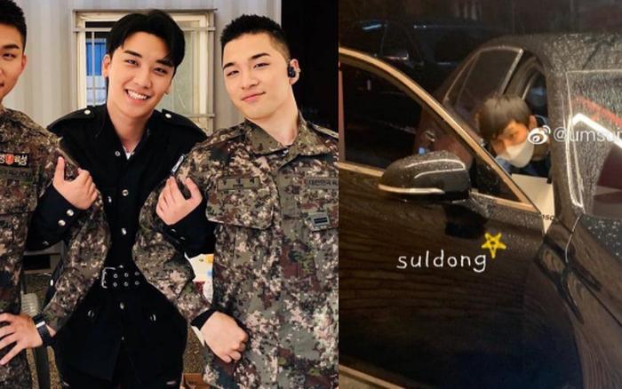 """Lâu lắm rồi Taeyang và Daesung (BIGBANG) mới """"hẹn hò"""", lại ..."""