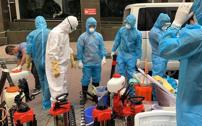 Hà Nội ghi nhận 1 trường hợp dương tính SARS-CoV-2 ở Mê Linh, từng khám tại Bệnh viện ...