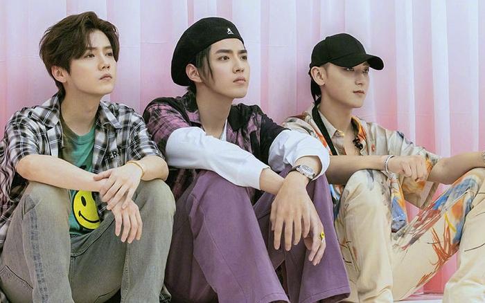 """Màn hội ngộ thế kỷ của Luhan, Kris, Tao tại """"Sáng Tạo Doanh"""" fan nức ..."""