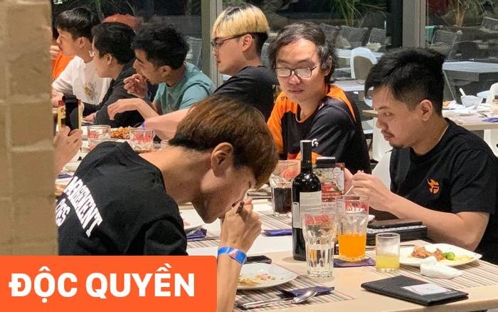 Độc quyền: Lộ ảnh cựu tuyển thủ SKT T1 ăn tối với giám đốc Team Flash, VCS sẽ có ngoại ...
