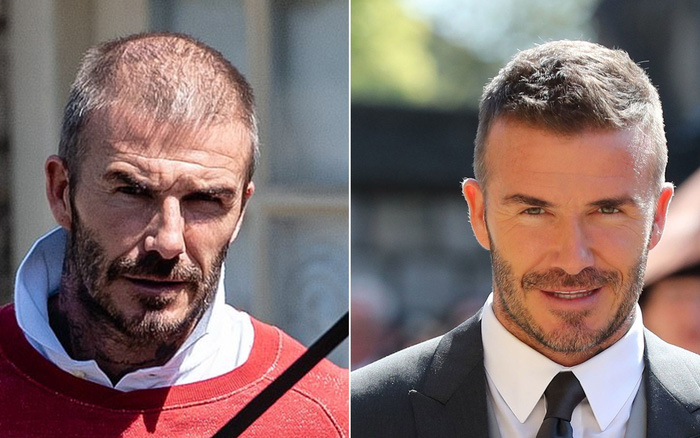 Beckham và những ngôi sao bóng đá tút lại vẻ đẹp trai nhờ ...