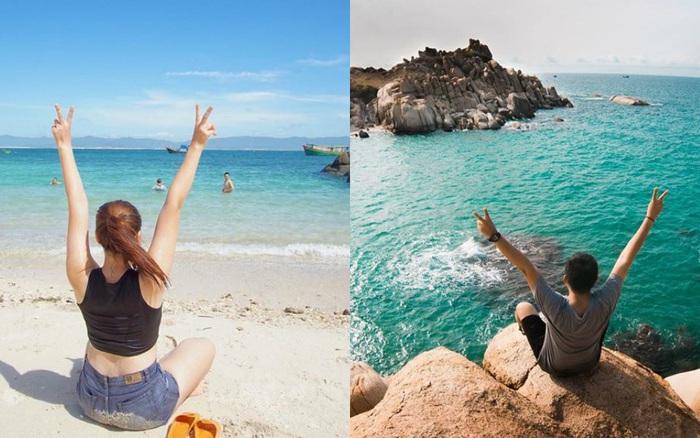 Vừa phát hiện một hòn đảo cực hoang sơ ở Việt Nam: Chưa cần chỉnh màu ...