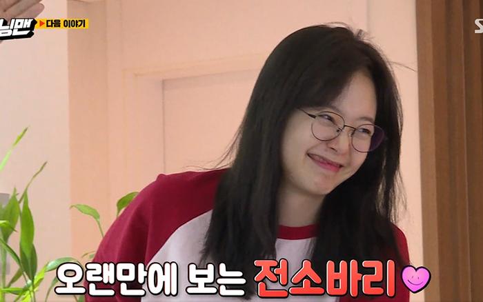 """Jeon So Min chính thức trở lại """"Running Man"""" sau khi nhập viện: Khoe mặt mộc, ..."""