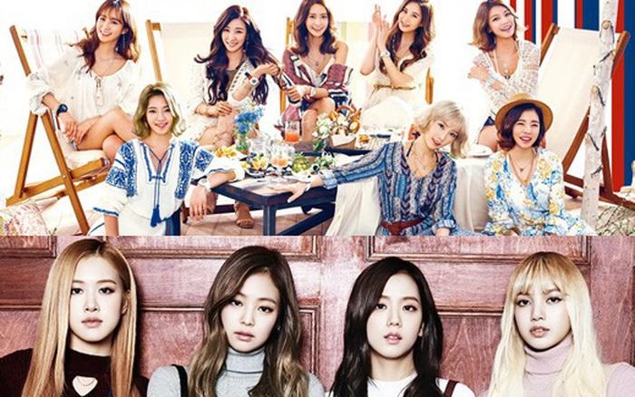 Những nhóm nữ Kpop được yêu thích nhất tại Đài Loan