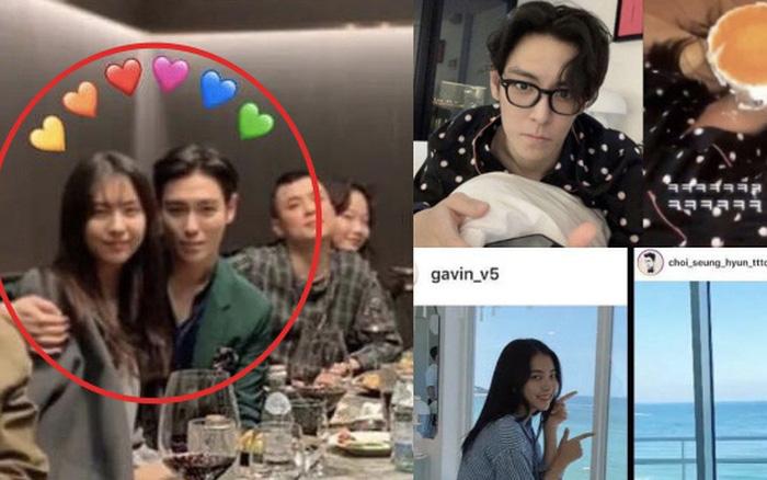 T.O.P: Nghi vấn hình ảnh nam idol thân mật với diễn viên Kim Ga Bin