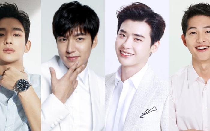 Ngỡ ngàng 10 sự thật về dàn tài tử hot nhất xứ Hàn: Song Joong Ki ...