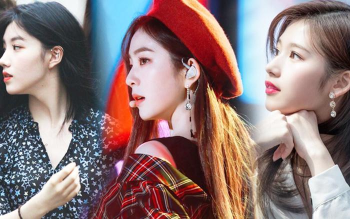 7 nữ idol có sống mũi đẹp nhất Kpop: 2 nữ thần Irene - Nancy cạnh tranh gay gắt, bất ngờ nhất ...