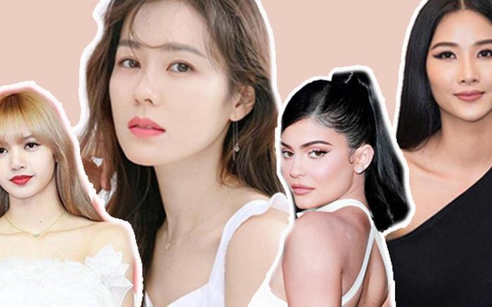 Song Ye Jin vượt mặt Lisa trong top 100 mỹ nhân đẹp nhất thế giới