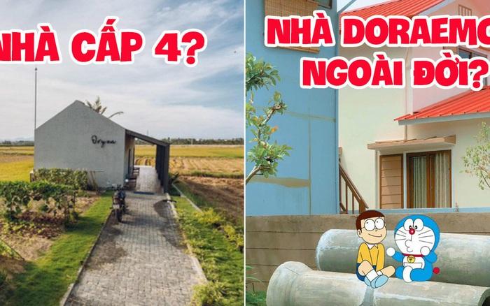 Những homestay hot nhất Việt Nam vừa ra mắt đã gây sóng gió khắp MXH: ...