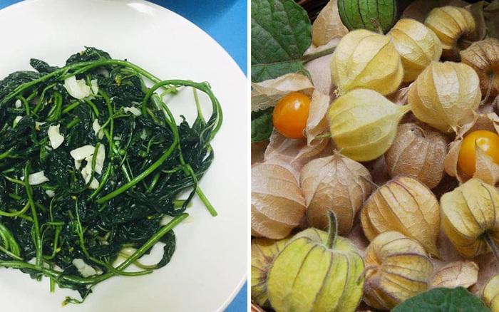 Đúng là ẩm thực Việt Nam quá nhiều thú vị: Rau dại lại cứ trở ...