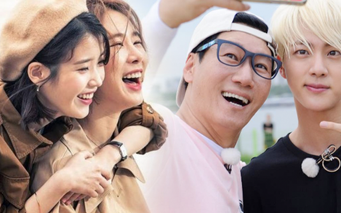 10 cặp bạn thân cách biệt tuổi tác khủng nhất Kbiz: V (BTS) - Ha Ji Won, anh ...