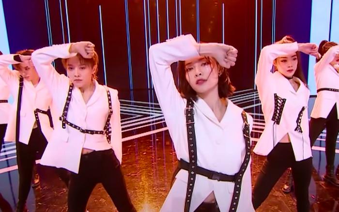 """Sân khấu cover """"The Eve"""" (EXO) của dàn thực tập sinh TXCB 2 lội ngược ..."""