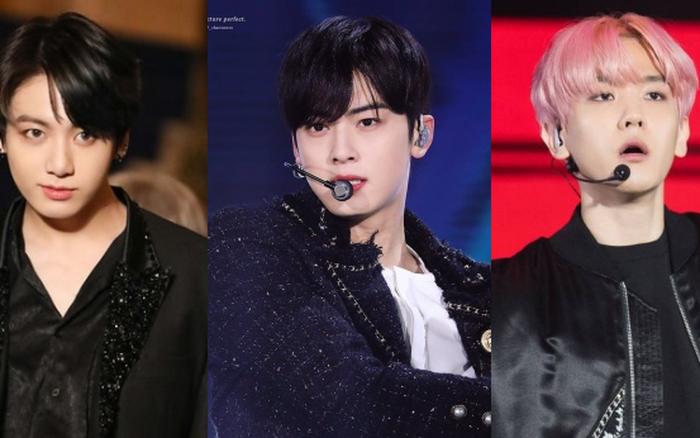 Top 30 nhóm nhạc nam hot nhất tháng 5: BTS giữ ngôi vương tròn 2 năm, ...
