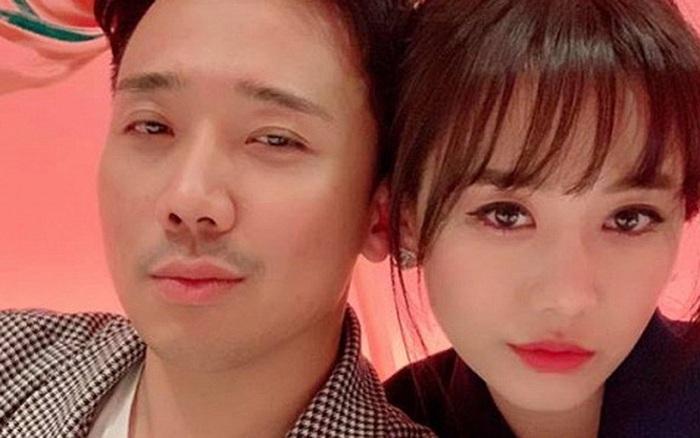Hari Won đăng status xót chồng, nghe thời gian ngủ ít ỏi của Trấn Thành ...