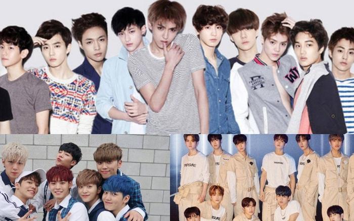 """4 Idol group Kpop có nhiều hơn 1 leader: Nhóm từ khi """"cha sinh mẹ đẻ"""" ..."""