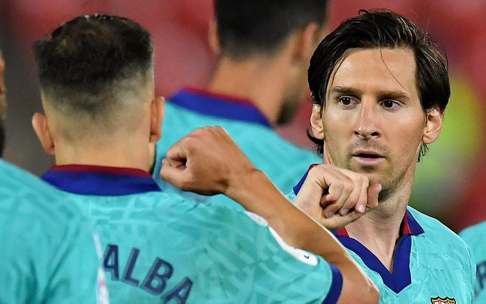 """Messi chơi như lên đồng, Barcelona bán """"canh bóng"""" cho đối ..."""