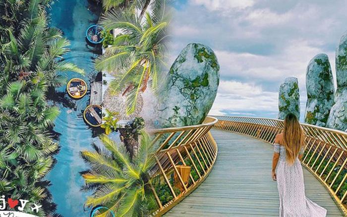 Đến Đà Nẵng ngoài tắm biển, đừng quên những địa điểm thú vị ...