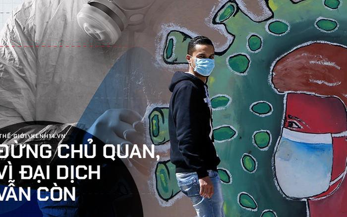 Thế giới 1 tuần tăng hơn 1 triệu ca nhiễm, Bắc Kinh bùng dịch nghiêm trọng: Xin đừng ...