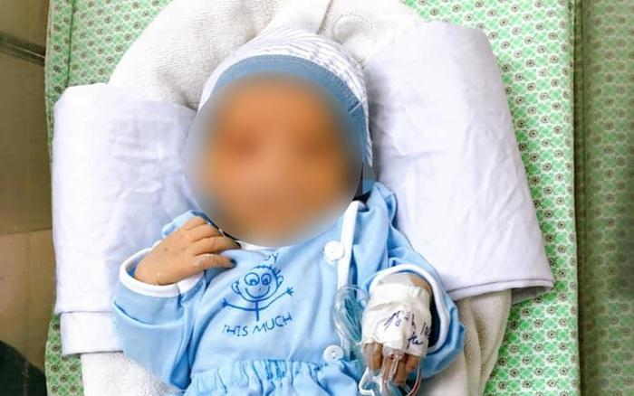 Nhiều người mong muốn nhận nuôi bé sơ sinh bị bỏ rơi ở hố gas, một người tự xưng ...