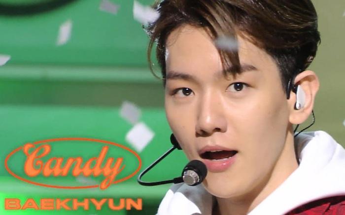 Baekhyun (EXO) gây sốt với visual điển trai, hát live còn đỉnh bất chấp vũ đạo ... - cực phẩm