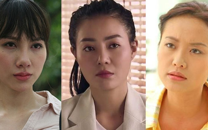 """4 """"chị đại"""" nghề báo siêu ngầu ở phim Việt: Nể nhất là ..."""