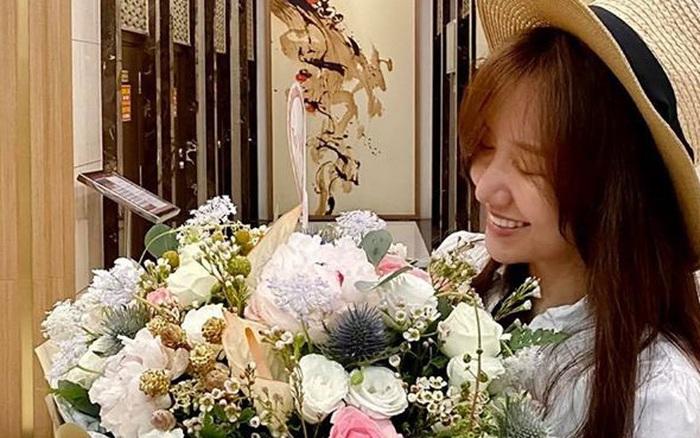 Trấn Thành tiết lộ món quà sinh nhật khiến Hari Won cười tươi rói ...