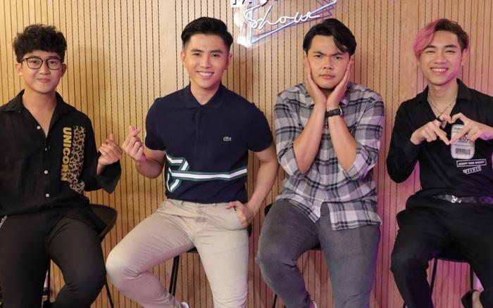 Mix-In Show: K-ICM khoe tóc tím, Andiez lầy lội tỏ tình Will ...