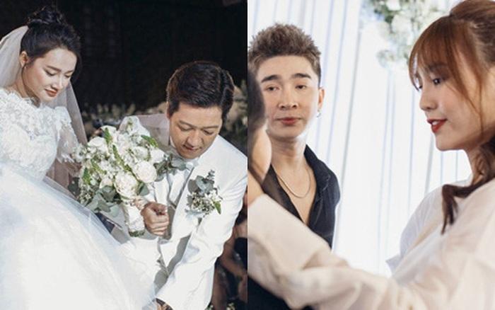 Bộ ảnh cưới xúc động của Nhã Phương - Trường Giang bất ngờ hot trở lại, ai dè ...