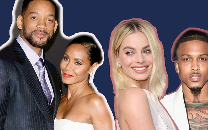 Bê bối ngoại tình nhà Will Smith: Vợ tòm tem với sao nam kém ...