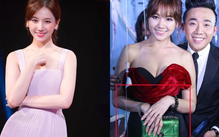 Hari Won đích thị là sao nữ có cân nặng trồi sụt nhất showbiz, ...