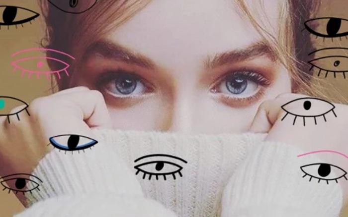 Lạ lẫm với thử thách Doodle Eyes của PicArt, toàn mắt là mắt nhưng cuốn ... - kết quả xổ số trà vinh