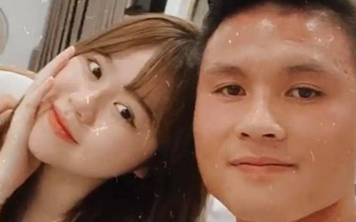 Quang Hải và bạn gái lần đầu xuất hiện chung sau liên hoàn ...