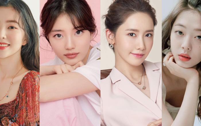 Đau đầu chọn center kiêm visual đỉnh nhất Kpop: Suzy - Yoona của Gen 2 quá đỉnh, nữ ...
