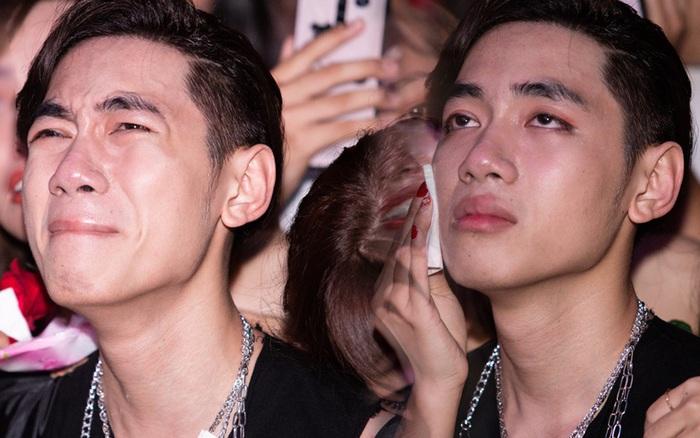 Ngay trong mini concert mừng sinh nhật, K-ICM bật khóc vì áp lực trước ...