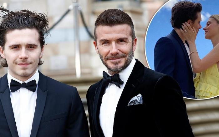 David Beckham cuối cùng cũng chịu lên tiếng về đám cưới sắp tới của cậu ...