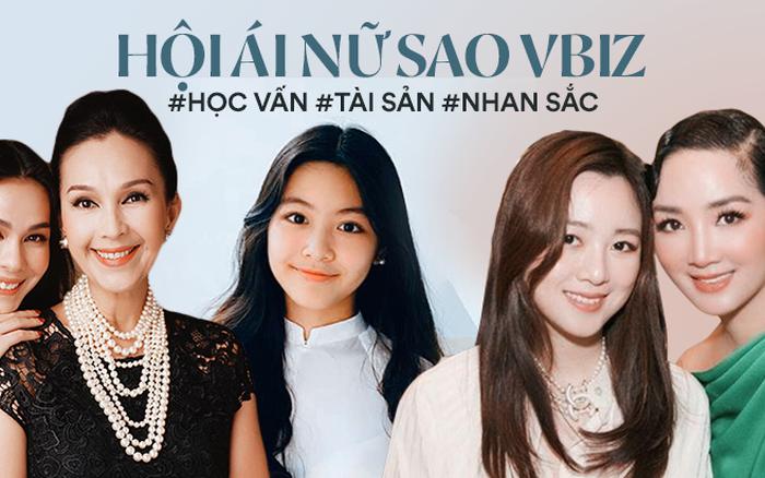 """5 """"tiểu thư"""" nức tiếng nhà sao Việt: Con gái Diễm My 6X thạo 4 thứ ..."""