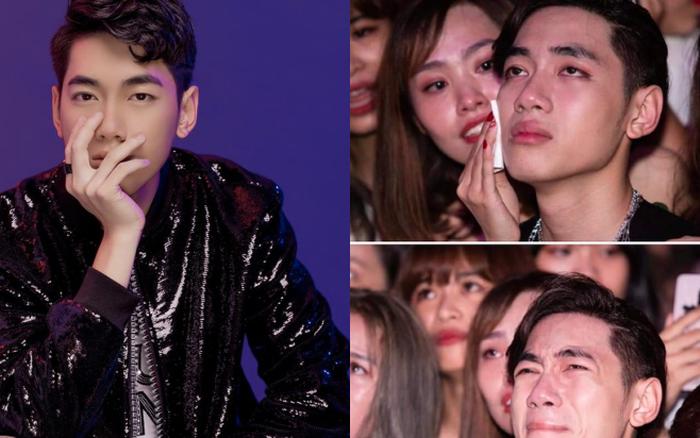 """K-ICM lên tiếng về khoảnh khắc nức nở tại concert: """"Khóc thì xấu nhưng ..."""