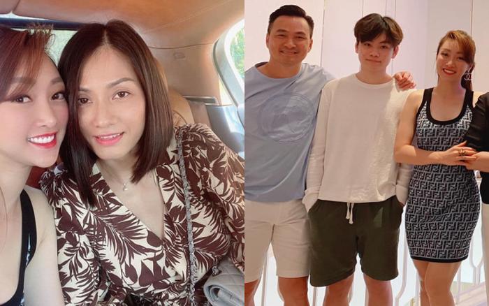 """Bạn gái Chi Bảo """"ra mắt"""" mẹ chồng tương lai, còn khoe ảnh ..."""