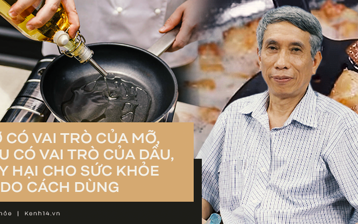 """TS Từ Ngữ - Tổng Thư ký Hội Dinh dưỡng Việt Nam: """"Nhiều người đang hiểu lầm về vai ..."""