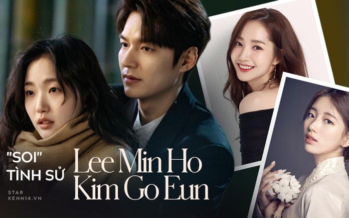 Tình sử Lee Min Ho - Kim Go Eun trước khi bén duyên: Nàng chỉ ...