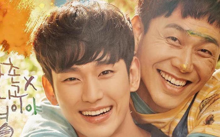 """""""Anh trai"""" Kim Soo Hyun trong """"Điên Thì Có ..."""