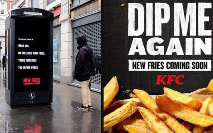 Cách KFC sử dụng MXH để biến 'người ghét' khoai tây ...