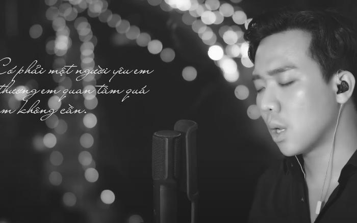 Trấn Thành song ca cùng Ali Hoàng Dương cover ca khúc của Dương Triệu ...