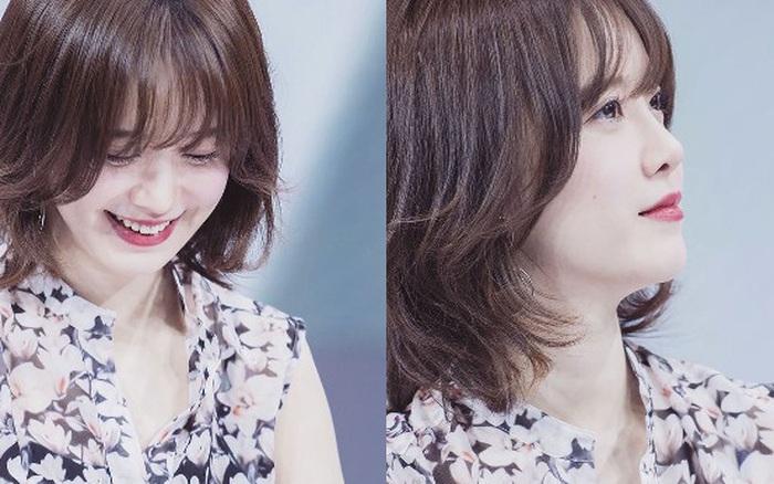 """""""Nàng cỏ"""" Goo Hye Sun khoe hình ảnh đầu tiên sau khi ..."""
