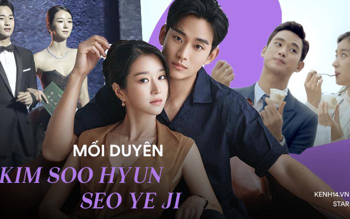 """Couple """"Điên Thì Có Sao"""" Kim Soo Hyun - Seo Ye Ji: ..."""